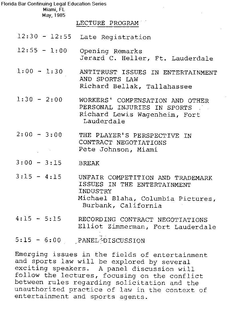 1985-5-1_CLE_2nd_EASL_Seminar
